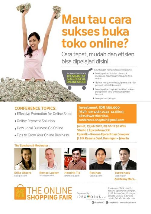 Kiat Sukses Bisnis Online - Mommies Daily
