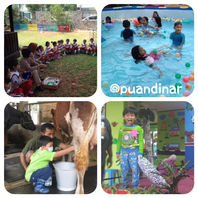 Taman Kreativitas Anak Indonesia, The School I Fell In ...