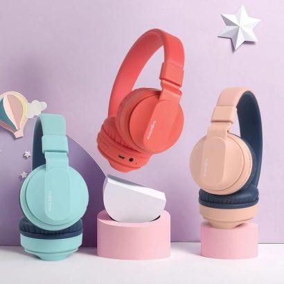 Headphone Anak - Bobo Fingertime