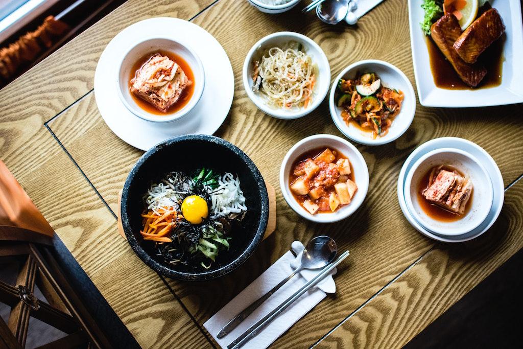 makan ala korea