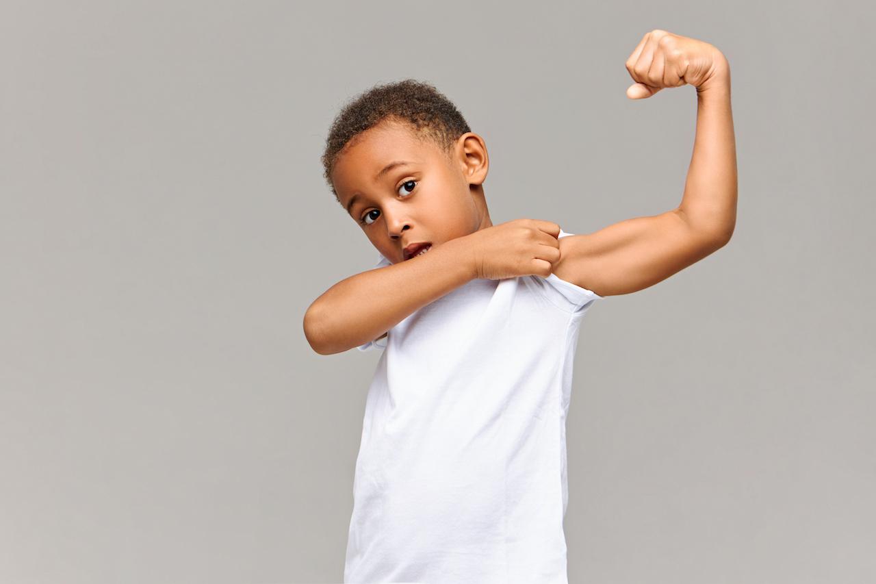 tips anak kuat puasa