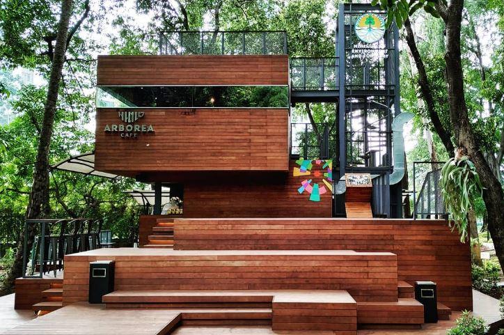 Arborea Cafe - Cafe Hits di Jabodetabek