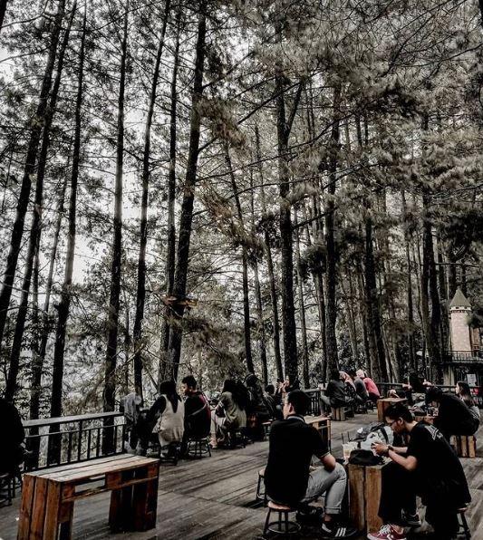 Kopi Daong - cafe hits di jabodetabek