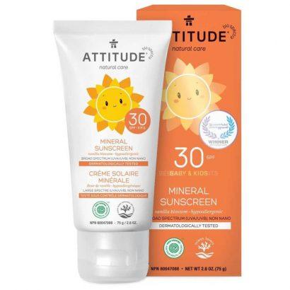 Rekomendasi Sunscreen Bayi