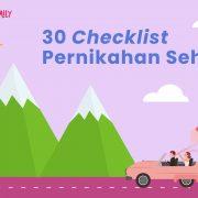 Checklist Pernikahan Sehat