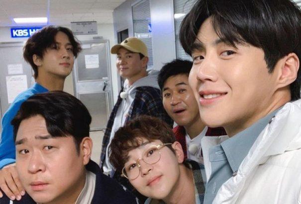 kim seon ho 2 days 1 night